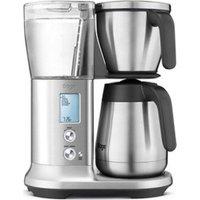SAGE The Precision Brewer SDC450 Filter Coffee Machine - Silver, Silver