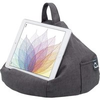IBEANI Bean Bag Tablet Stand - Slate Grey, Grey