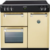 STOVES Richmond 900Ei Electric Induction Range Cooker - Cream, Cream