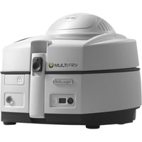DELONGHI Multifry FH1130 Fryer - White & Grey, White