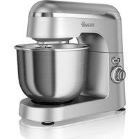 SWAN  Retro SP25010SN Stand Mixer - Silver, Silver