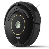 IROBOT Roomba 612 Robot Vacuum Cleaner - Black, Black