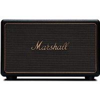 Marshall Acton Bluetooth Wireless Smart Sound Speaker - Black, Black