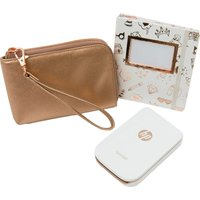 HP Sprocket Limited Edition Pocket Photo Printer - White, White
