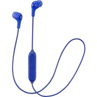 JVC HA-FX9BT-A-E Wireless Bluetooth Headphones - Blue, Blue sale image