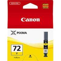 CANON PGI-72 Yellow Ink Cartridge, Yellow