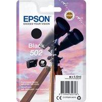EPSON Binoculars 502 Black Ink Cartridge, Black