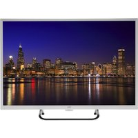 "32"" JVC LT-32C491  HD Ready LED TV - White, White"