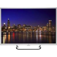 "32"" JVC LT-32C491 HD Ready LED TV - White, White"