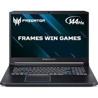 "Acer Predator Helios 300 PH317-53 17.3"" Intel? Core? i7 GTX 1660 Ti Gaming Laptop - 1 TB HDD & 256 GB SSD"