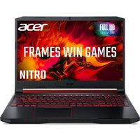 "Acer Nitro 5 AN515-54 15.6"" Gaming Laptop - Intel Core i5, GTX 1050, 256GB SSD"