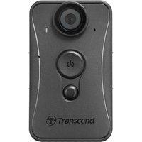 TRANSCEND DrivePro Body 20 Camera - Black, Black