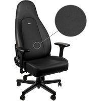 NOBLECHAIRS ICON Gaming Chair - Black Edition, Black
