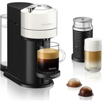 Click to view product details and reviews for Nespresso By Magimix Vertuo Next Milk Coffee Machine White White.