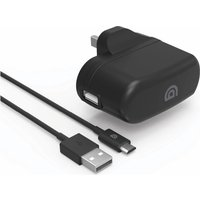 GRIFFIN GP-011-BLK Micro USB Plug Charger - 1 m