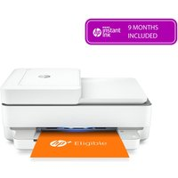 HP ENVY 6432e All-in-One Wireless Inkjet Printer with Fax & HP+