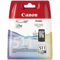 CANON CLI-511 Tri-colour Ink Cartridge