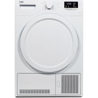 BEKO  DCX83100W Condenser Tumble Dryer - White, White