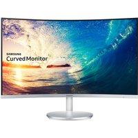 SAMSUNG C27F591 Full HD 27 Curved LED Monitor