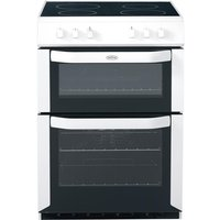 Belling Fse60do Electric Cooker - White, White