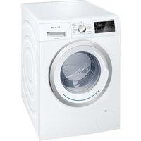 SIEMENS iQ300 WM14N200GB Washing Machine - White, White