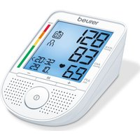 Beurer Bm49 Speaking Handheld Upper Arm Blood Pressure Monitor