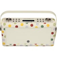 Click to view product details and reviews for Emma Bridgewate By Emma Bridgewater Vq Hepburn Mk Ii Portable Dabﱓ Bluetooth Clock Radio.