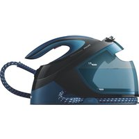 PHILIPS PerfectCare Performer GC8735/80 Steam Generator Iron - Teal and Black, Teal