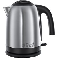 RUSSELL HOBBS Cambridge Brushed Steel 20070 Jug Kettle - Polished Stainless Steel, Stainless Steel