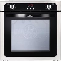 NEW WORLD NW602FP STA Electric Oven - Black & Stainless Steel, Stainless Steel