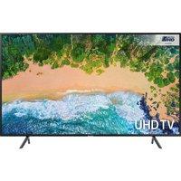 """65""""  SAMSUNG UE65NU7100 Smart 4K Ultra HD HDR LED TV, Gold sale image"""