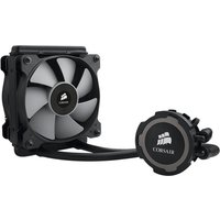 CORSAIR Hydro Series H75 120 mm CPU Cooler   White LED  White
