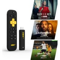 'Now Tv Smart Stick With 1 Month Cinema, Entertainment & Sports Pass