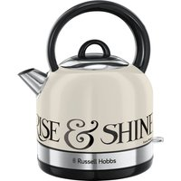 Click to view product details and reviews for Russell Hobbs Emma Bridgewater Toast Marmalade Traditional Kettle Cream Cream.
