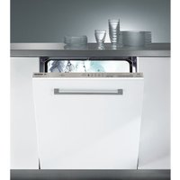 HOOVER H-DISH 300 HDI 1LO38S-80/T Full-size Fully Integrated NFC Dishwasher.