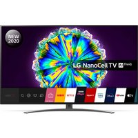 "55"" LG 55NANO866NA Smart 4K Ultra HD HDR LED TV with Google Assistant & Amazon Alexa"