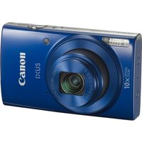 Canon IXUS 190 Compact Camera - Blue,