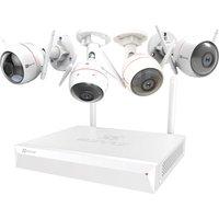 Ezviz Eznvr 4-channel Wireless Video Recorder - 1 Tb