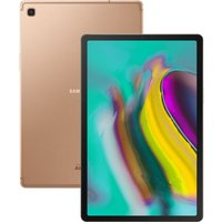 "Samsung Galaxy Tab S5e 10.5"" Tablet - 64 GB, Gold, Gold"