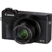 CANON PowerShot G7 X Mark III High Performance Compact Camera - Black