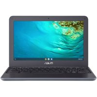 "ASUS C202XA 11.6"" Chromebook - 32 GB eMMC, Grey & Black, Grey"