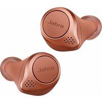 JABRA Elite Active 75T Wireless Bluetooth Earphones - Sienna, Sienna