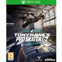 XBOX Tony Hawk 's Pro Skater 1 & 2.