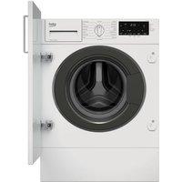 BEKO Pro RecycledTub WTIK84121 Integrated 8 kg 1400 Spin Washing Machine