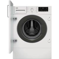 BEKO WTIK84121 Integrated 8 kg 1400 Spin Washing Machine.