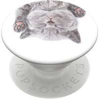 POPSOCKETS Swappable PopGrip Phone Grip - Cat Nap.