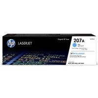 HP 207A Cyan Toner Cartridge, Cyan