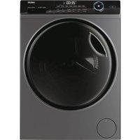 HAIER I-Pro Series 5 HW90-B14959S8U1 WiFi-enabled 9 kg 1400 rpm Washing Machine - Anthracite