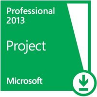 Microsoft Project Professional 2013 - 1 User (download)