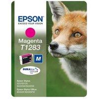 EPSON Fox T1283 Magenta Ink Cartridge, Magenta